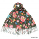 Schal - Erinnerung an Blumen 3