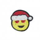 wholesale Haberdashery & Sewing:Patches Santa Claus