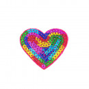 wholesale Houshold & Kitchen:Patches-colored heart