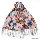 Schal - Erinnerung an Blumen 2