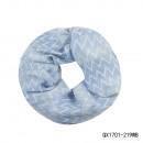 mayorista Ropa / Zapatos y Accesorios:De onda Loop azul-blanco