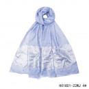 groothandel Kleding & Fashion: Sjaalkralen met parelstrepen met glitter Fä