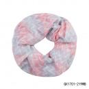 Großhandel Fashion & Accessoires:Loop-Wellen rosa