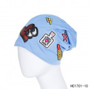 wholesale Haberdashery & Sewing: Caps-cosmetic patches blue