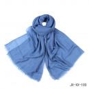 wholesale Jeanswear: Scarf JX-XX-103 jeansblau