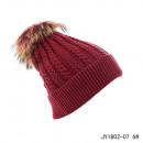 Großhandel Kopfbedeckung:Mützen-Uni-Wellenmuster