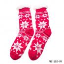 Großhandel Strümpfe & Socken: Socken - Riesige Schneeflocken