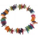 mayorista Pulseras: pulsera de la perla de Colorfull Zoewaterparel She