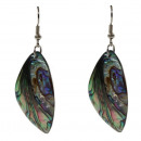 grossiste Bijoux & Montres: Abalone perle boucle d'oreille oeil ...