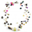 Collana di perle  d'acqua dolce Meli