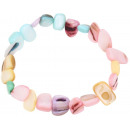 grossiste Bijoux & Montres: Coquillages  bracelet Pastel Shell Chip