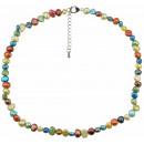 grossiste Chaines: Eau douce collier de perles Rio Petit