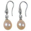 wholesale Jewelry & Watches: Freshwater pearl earring Ezy