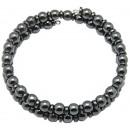 wholesale Bracelets: Gemstone bracelet Hematite Wrap