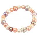 grossiste Bijoux & Montres: Bracelet de perles  d'eau douce Maxima Softcolo