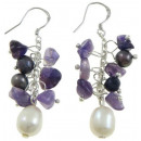 wholesale Jewelry & Watches: Freshwater pearl earring Pearl Ami