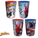 Plastic cup set 4 pack Spiderman