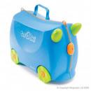 TRU-B054 rijden op een koffer voor een kind
