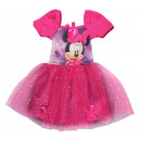 ingrosso Prodotti con Licenza (Licensing): Dress mouse Minnie Disney tulle ESTATE