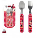 Metal cutlery Minnie Mouse 14,5 cm