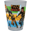Star Wars REBELDES DE VIDRIO 225ml