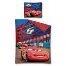 Bedding DisneyCars 160x200 70x80 coton