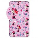 Bed sheet Minnie Pink JJ 90/200