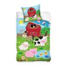 Bedding Youth farm 140x200 coton
