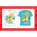 T-Shirt Minions ragazzo SALE !!