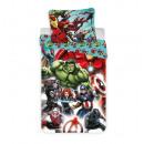 Pościel 140/200 + 70/90 Fumetti dei Avengers