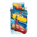 Pościel 140/200 + Cars blu 05