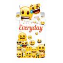 Pościel 140/200 + 70/90 Emoji 213 Ridi tutti i gio
