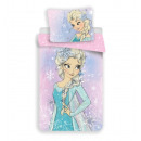 Pościel 140/200+70/90 Frozen Elsa