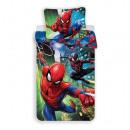 Biancheria da letto 140/200 + 70/90 Spider-man 05