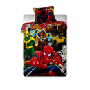 Ropa de cama 140/200 + Spiderman Hero