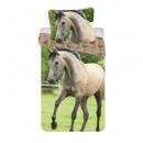 Bedding coton 100% coton + 70/90 Horse