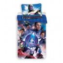 Pościel 140/200 + 70/90 Avengers Endgame