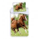 Bedding coton 100% coton + 70/90 Horse 04