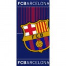 towel coton 70/140 FC Barcelona 05