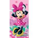 toalla algodón 70/140 Minnie rosa 02