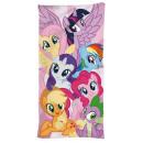 toalla algodón 70/140 My Little Pony MLP095 towe