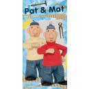 asciugamano cotone 70/140 Pat a Mat '' Blu