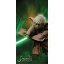 toalla algodón 70/140 Star Wars Yoda