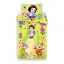 Pościel 140/200 + 70/90 Snow White