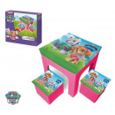Paw Patrol +2 stool set