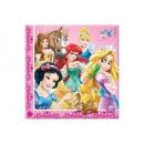 Servetten Verjaardag Princess - 33 cm - 20 stuks
