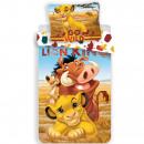 ropa de cama Lion King 140/200 70/90 +