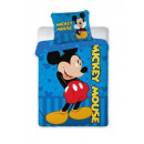 BEDDING COMPLETE Mickey MOUSE 071 100X135 + 40X60