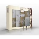 toalla KPL. ARTI 6 PCS / 2X30X50 / 2X50X100 / 2X70