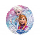 Foil balloon olografica frozen Feever 43 cm